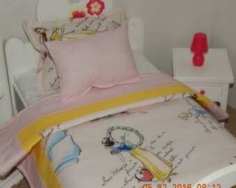 Bedding - Vintage Princesses