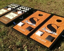 Popular Items For Cornhole Boards On Etsy