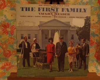 The First Family Record LP Album