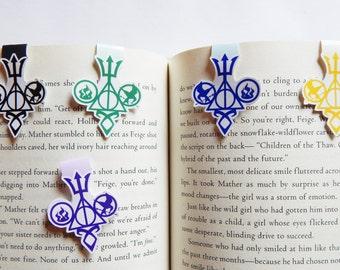 Fandom Magnetic Bookmark