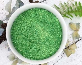Closeout Sale! Bulk SPRING GREEN Biodegradable Glitter: Wedding Confetti - Bath Bomb Glitter