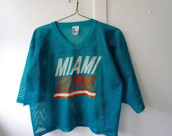 vintage miami dolphins jersey
