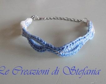 Gradient bracelet