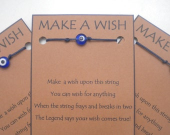Arriving next week! - Make a Wish Bracelets