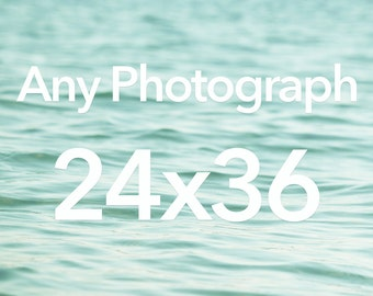 24x36 Photography Print, Extra Large Wall Art