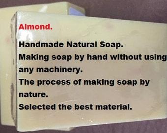 Handmade Natural Soaps.