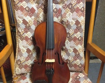 Antique Violin 1899 German with Virzi Unique!
