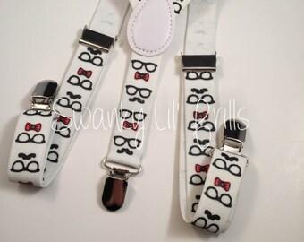 Eye Glasses Suspenders, Kids Adjustable Suspenders, Kids Suspenders, Adjustable Suspender, Kids Suspenders, Accessories