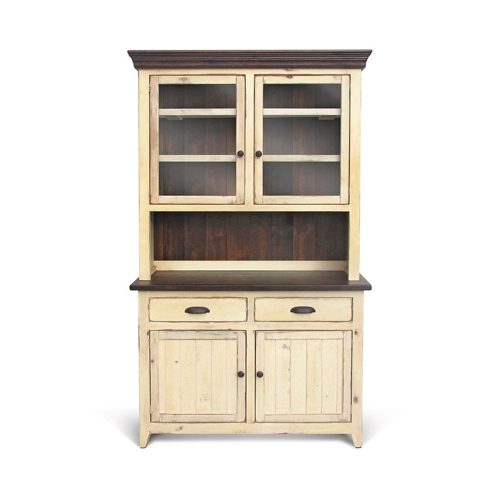 Sideboard hutch buffet reclaimed wood server table china