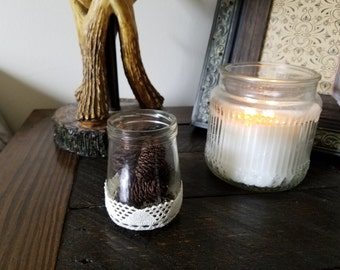 Mini Accent Jars (3-Pack)