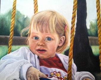 Custom Acrylic Portrait