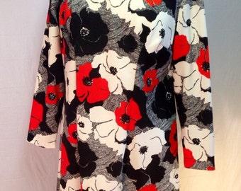 Vintage Poppy Dress