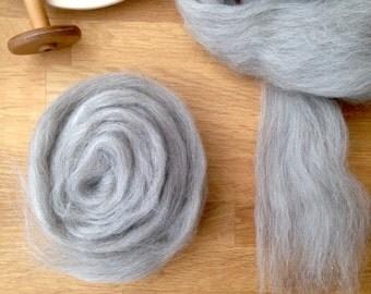 British Wool Roving: Natural Colours} Weaving - Spinning - Felting - Extreme Knitting