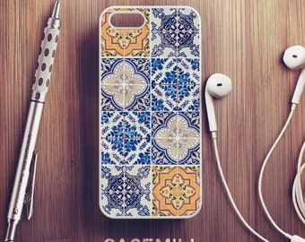 Portuguese Tile iPhone 6 Case iPhone 6s Case iPhone 6 Plus Case iPhone 6s Plus Case iPhone 5s Case iPhone 5 Case iPhone 5c Case