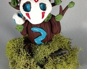 Forest Spirit Collectible Fantasy Art Sculpture Creature Figure