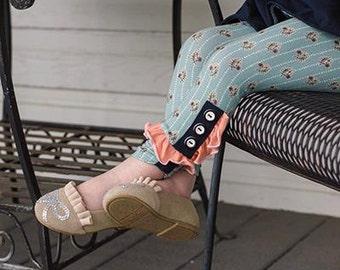 Baby Sarah Ann's Cuff Leggings & Capris