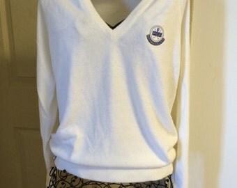 PGA Sweater by Quantum Sportswear, Ltd , size L