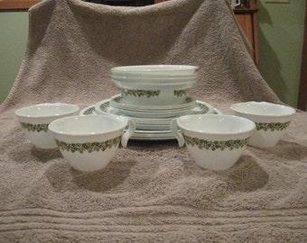 Corelle Spring Blossom Dinnerware