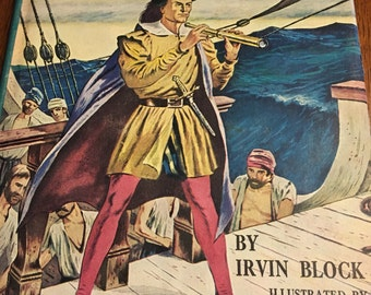 1953 Real Book about Christopher Columbus