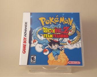 Pokemon Dragon Ball Z Team Training Rom Hack For Gameboy Advanced