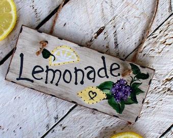 Drink Dispenser Tags, Cottage Chic Drink Labels, Beverage Dispenser Sign, Rustic Wedding Drink Sign, Lemonade Party, Hydrangeas