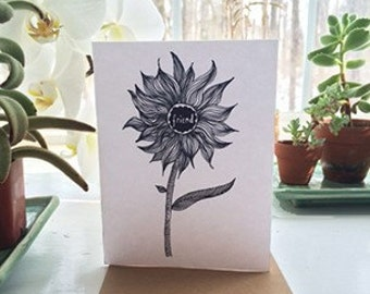"""Handmade """"Friend"""" any occasion greeting card"""
