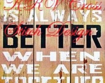 Life is Always Better-1024006