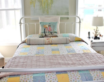 King size bed quilt   Etsy
