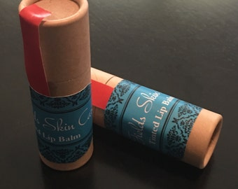 Tiger Lily - Tinted Lip Balm