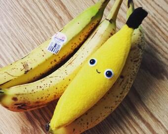 Banana Plush
