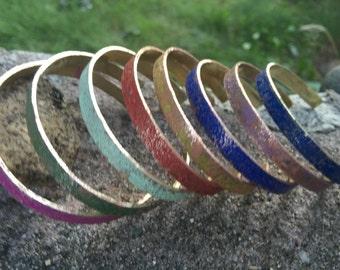 Stacking bangle bracelet personalized bangle bracelet personalized gift for her personalised bangle personalised bracelet stacking bracelet