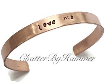 Copper Anniversary Gift, copper bracelet women, gift for her, 7th year anniversary, womens copper bracelet, 7 year gift, copper wedding gift