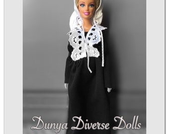 Amish Barbie doll outfit