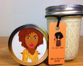 Warm Cashmere: Whipped Shea Butter