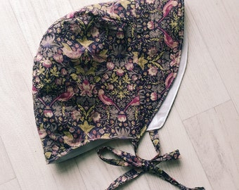 JASMINE Handmade Liberty of London Summer Bonnet