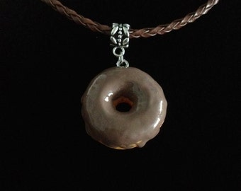 No.9 Doughnut Necklace