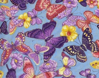 Spring Fever 100% cotton fabric- sold by the yard