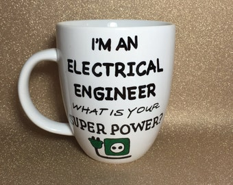 I'm an electrical engineer