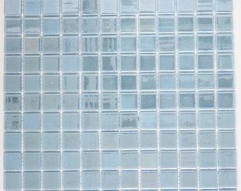 Glow in the dark glass tiles (1/2 lb.) 40 tiles
