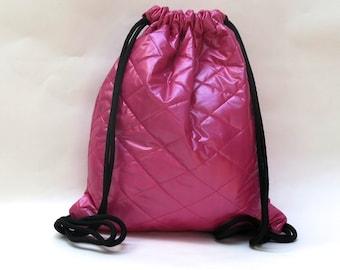 Hot Pink, Black Lining