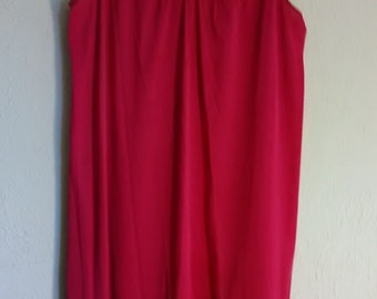 Pink Vanity Fair Gown size M