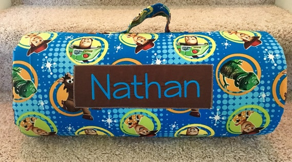 Personalized Toy Story Nap Mat Easter Gift Kinder Nap Mat