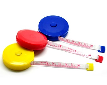 Retractable Tape Measures Tools 60 Inch, 9421