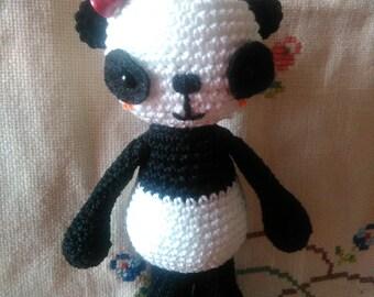 Amigurumi Panda Pattern