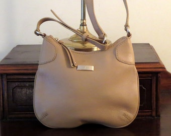 Cole Haan Tan Hobo Style Shoulder Bag- Very Good Condition