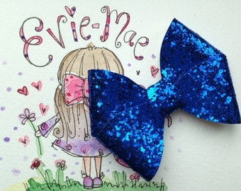 Evie-Mae Butterfly Bow