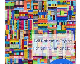 Carnaval, Pdf pattern in English