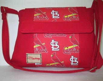 St. Louis Cardinal Purse