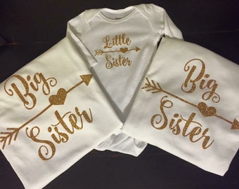 Big sister/sibling set