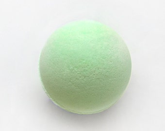 Bath Bomb, Bath Fizzy, Cucumber Mint Bath Bomb, Bath Fizzies, Bath Bombs, Gift For Her, Spring Scent